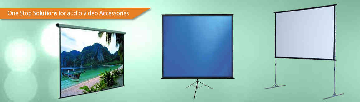 <p class='sss'>Projector Screen</p>20 yrs of experience in Audio Visual Industry